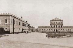 Praça da Cadeia, local onde as cabeças foram expostas em Maceió