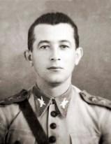 O jovem tenente Mário Lima