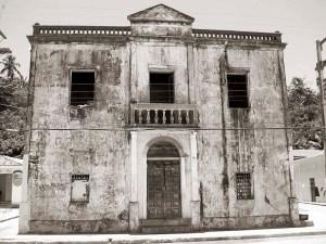 Cadeia de Porto de Pedras