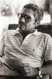 José Moura Rocha. Foto de José Feitosa