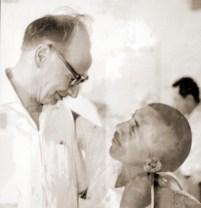 René Bertholet e um cooperativado