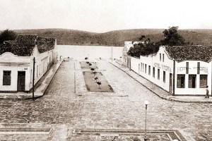 Praça Moreno Brandão em 1946
