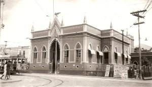 Prédio da Intendência Municipal nos anos 50