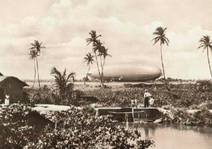 Graf Zeppelin em Recife