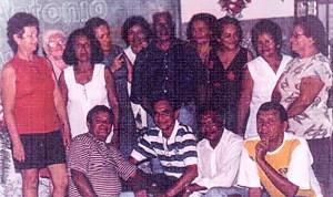 Zé Antôniocomo padre em Urbano Santos no Maranhão