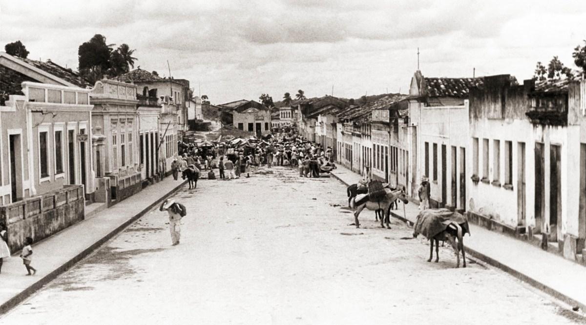Porto Calvo, a Santo Antônio dos Quatro Rios