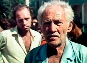 Paulo César Pereio e Jofre Soares em Chuvas de Verão