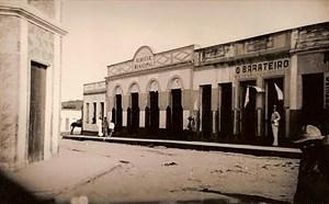 Antigo Mercado Municipal da cidade de Anadia