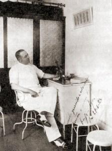 Dr. Egas Carlos Duarte, pioneiro da Cirurgia Plástica no Brasil
