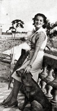 Enid Braga morava na casa que hoje é o Cesmac da Rua Ângelo Neto
