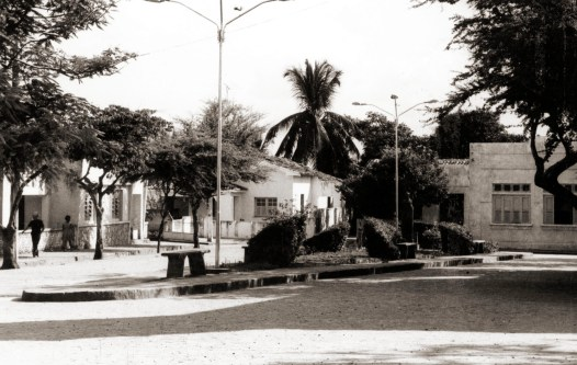 Praça Jorge de Lima em União dos Palmares
