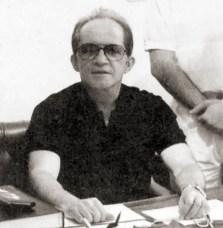Prof. Cláudio Rebelo, coordenador do Serviço de Cirurgia Plástica do Hospital Municipal Barata Ribeiro