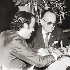 Luiz Sávio de Almeida e Theo Brandão