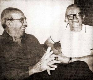 Alberto Passos Guimarães e Valdemar Cavalcanti, fundadores da Revista Novidade