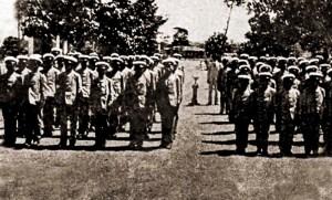 Alunos do Aprendizado Agrícola de Satuba em 1921