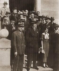 Deputados que elegeram o governador e dois senadores em 1935