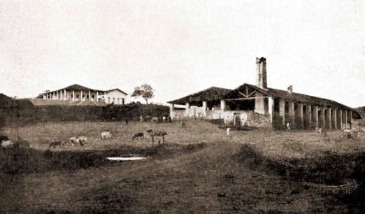 Engenho e Fazenda Seridó do Coronel Arconcio Leite em 1921
