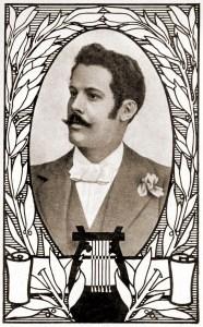 Guimarães Passos, patrono do mais famoso grêmio literário alagoano