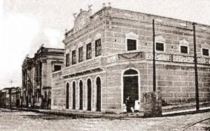 O Instituto Histórico e Geográfico de Alagoas também sediou reuniões do Grêmio Literário Guimarães Passos