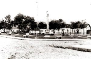 Praça Manoel Marinho de Melo em Murici