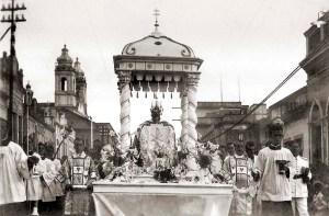 Primeiro Congresso Eucarístico Provincial de Ação Católica em Maceió