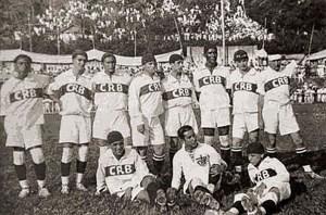 Time do CRB campeão de 1927