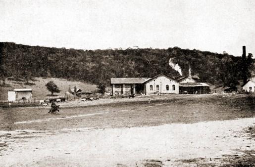 Murici. Usina São Semião em 1920