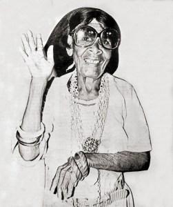 Miss Paripueira não gostava de ser chamada de Canela de sabiá