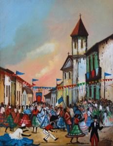 Folia de negros, carnaval em Santa Luzia do Norte