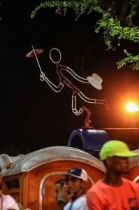 Moleque Namorador foi homenageado por Sandoval Caju dando nome a uma praça na Ponta Grossa