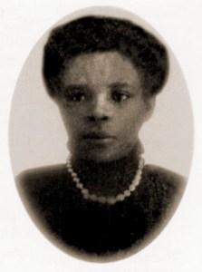 Cecília Pires Rodrigues de Melo, esposa de Rodrigues de Melo