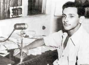 Cláudio Alencar foi tetemunha e ator de vários episódios da história do rádio alagoano