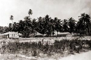 Povoado de Bonito Piaçabuçu, Alagoas, nos anos 50