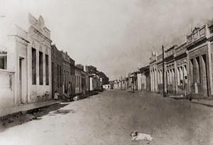 Rua João Pessoa em Piaçabuçu, Alagoas