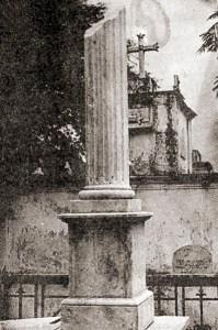 Simetria das pilastras também dão beleza às obras