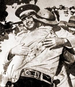 Teodoreto Camargo do Nascimento chegou a Maceió como tenente do Exército e assumiu o comando da Polícia Militar.