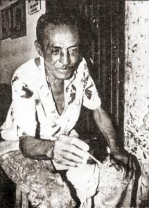 Zumba deu entrevista em 1988 ao semanário Última Palavra