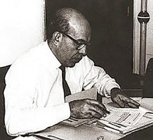 Alberto Passos Guimarães dirigiu o IBGE e a Rede Ferroviária