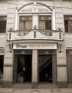 Bicas Hotel