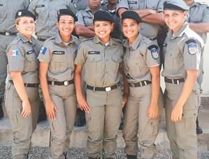 Militares mulheres tiveram que vencer várias barreiras na coporação