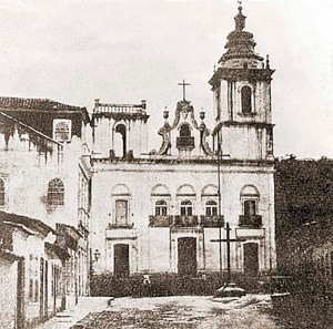Igreja de Nossa Senhora do Rosário dos Homens Pretos, em Maceió