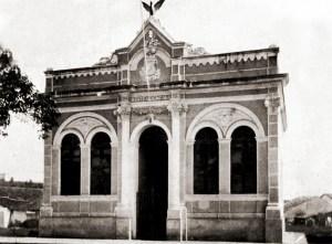 Prédio da Intendência de Viçosa em 1921
