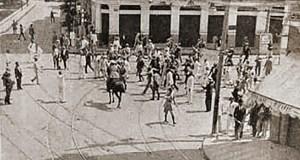 Vários combates de rua aconteceram em Recife durante a Revolução de 30