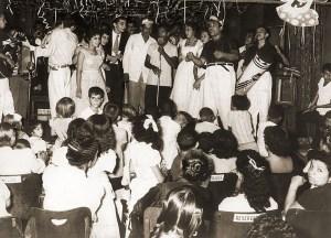 Carnaval de 1957 na Difusora