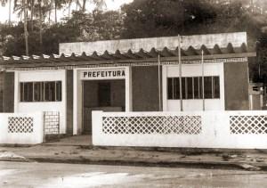 Antigo prédio da Prefeitura da Barra de Santo Antônio