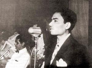 Jesualdo Ribeiro foi o locutor fundador da Rádio Difusora