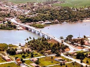 Ponte da Barra de Santo Antônio, inaugurada em 2010