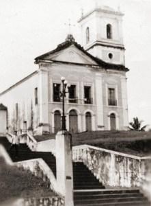 Igreja Nossa Senhora da Conceição nos anos 50