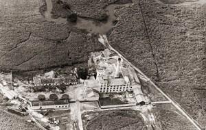 Vista aérea da Usina Coruripe