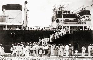 Porto de Maceió nos anos 1940